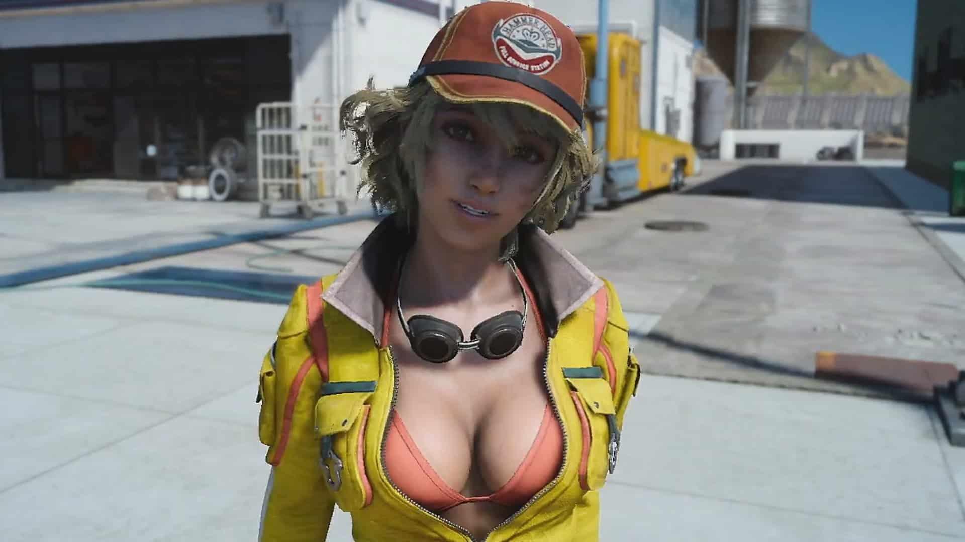 Final Fantasy XV Lucca
