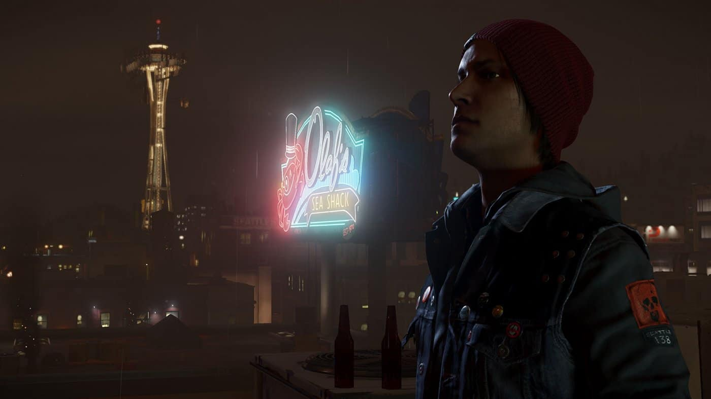 infamous second son 4