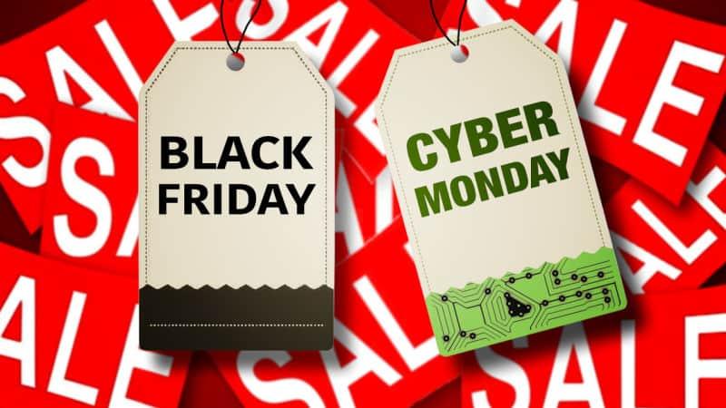 Cyber Monday e Black Friday: confronto tra due dei più importanti giorni dedicati allo shopping