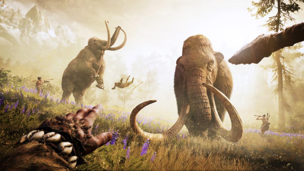 Far Cry Primal screenshot promozionale 4