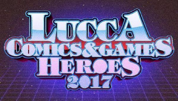 Conferenza stampa Lucca Comics 2017