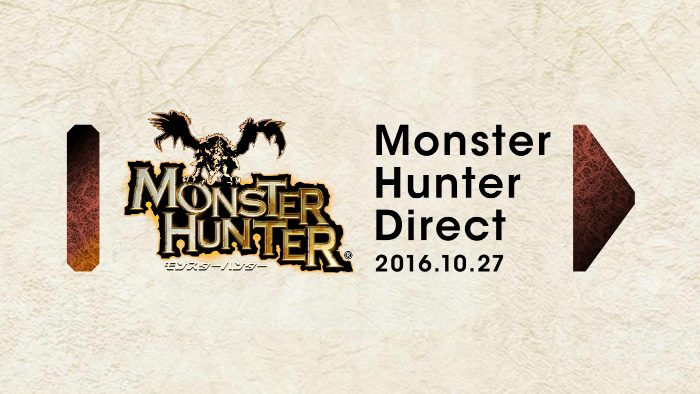 nintendo direct monster hunter direct