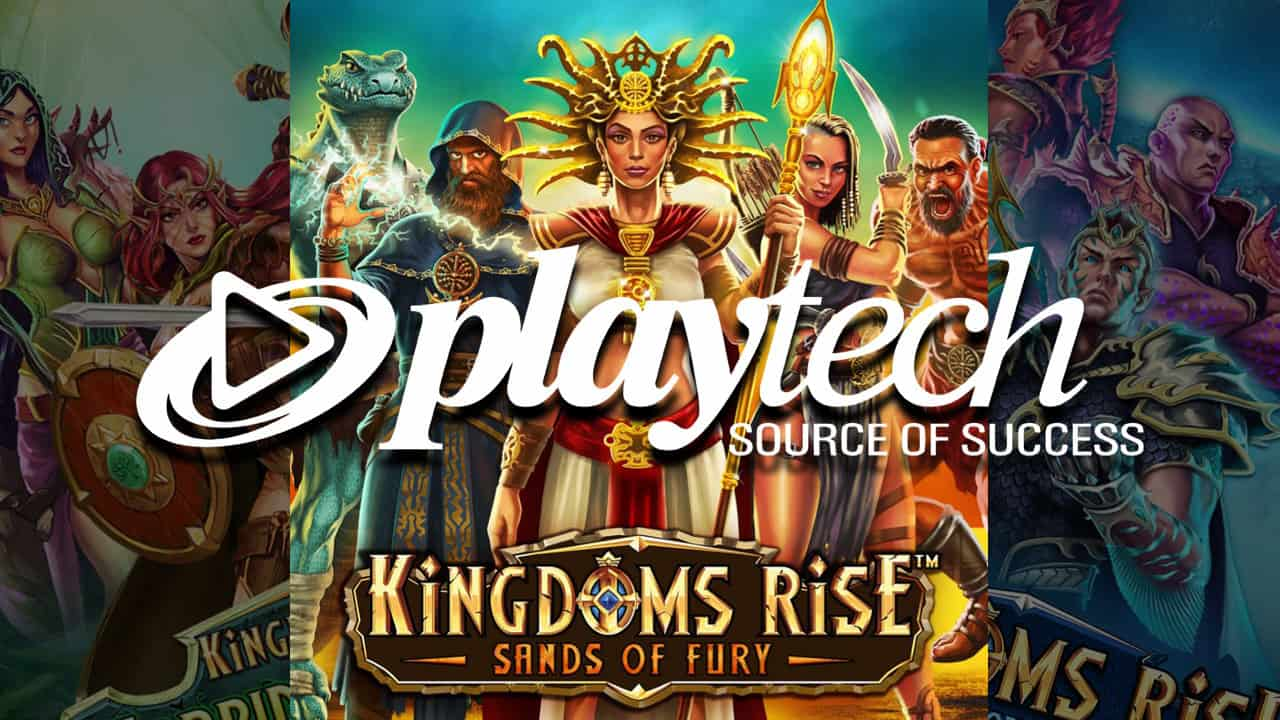Slot Kingdoms Rise
